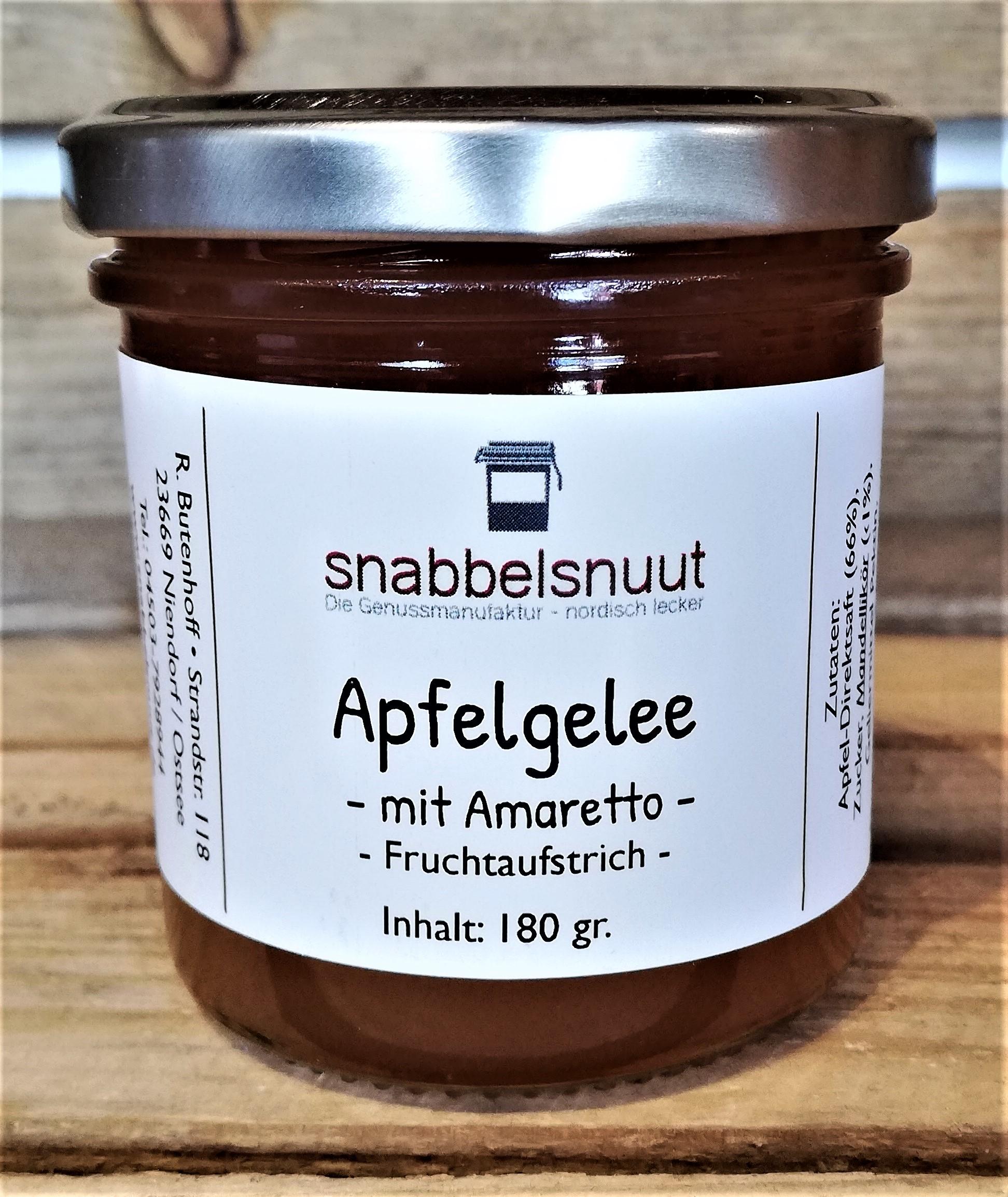 Apfel Amaretto