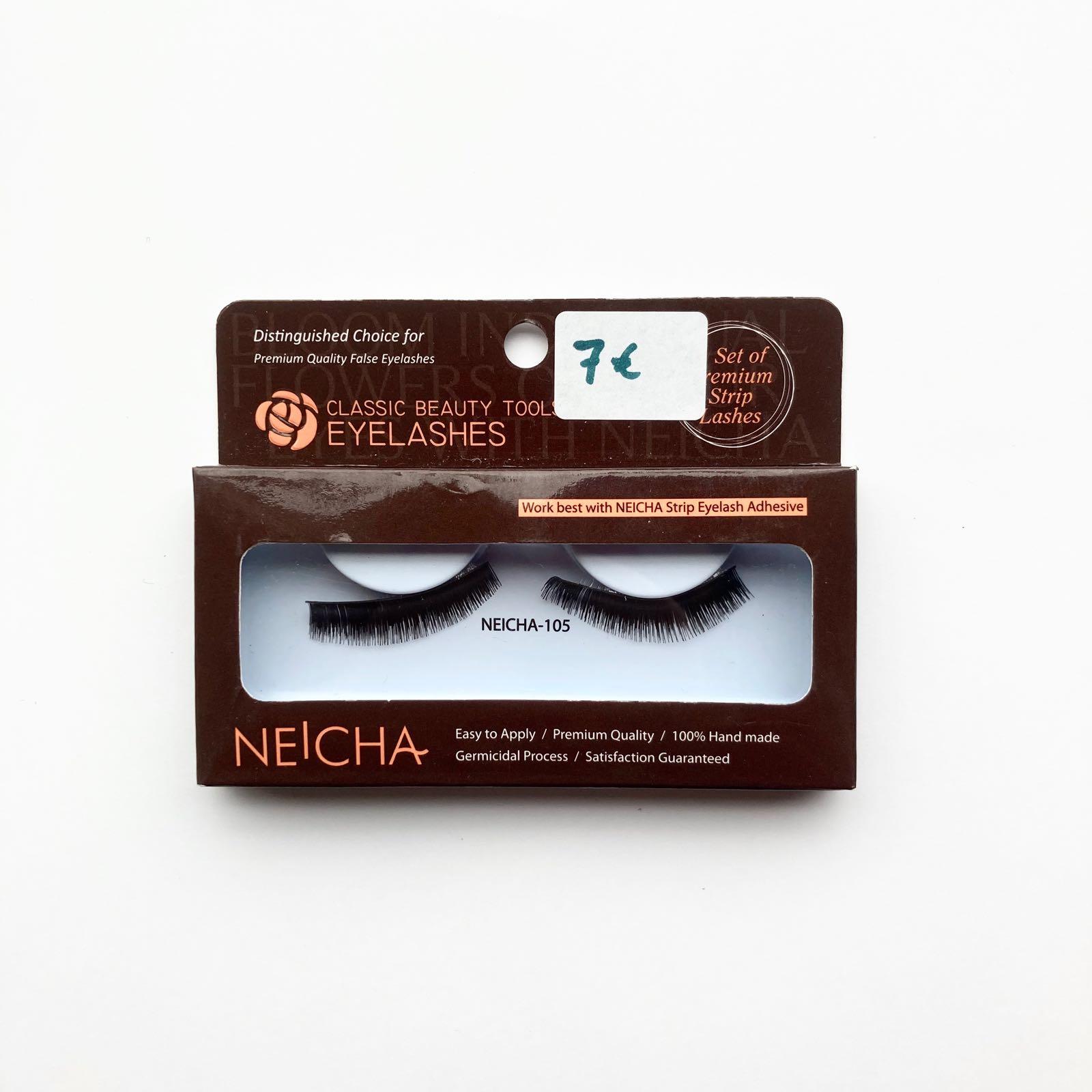 Neicha, tekoripset 105
