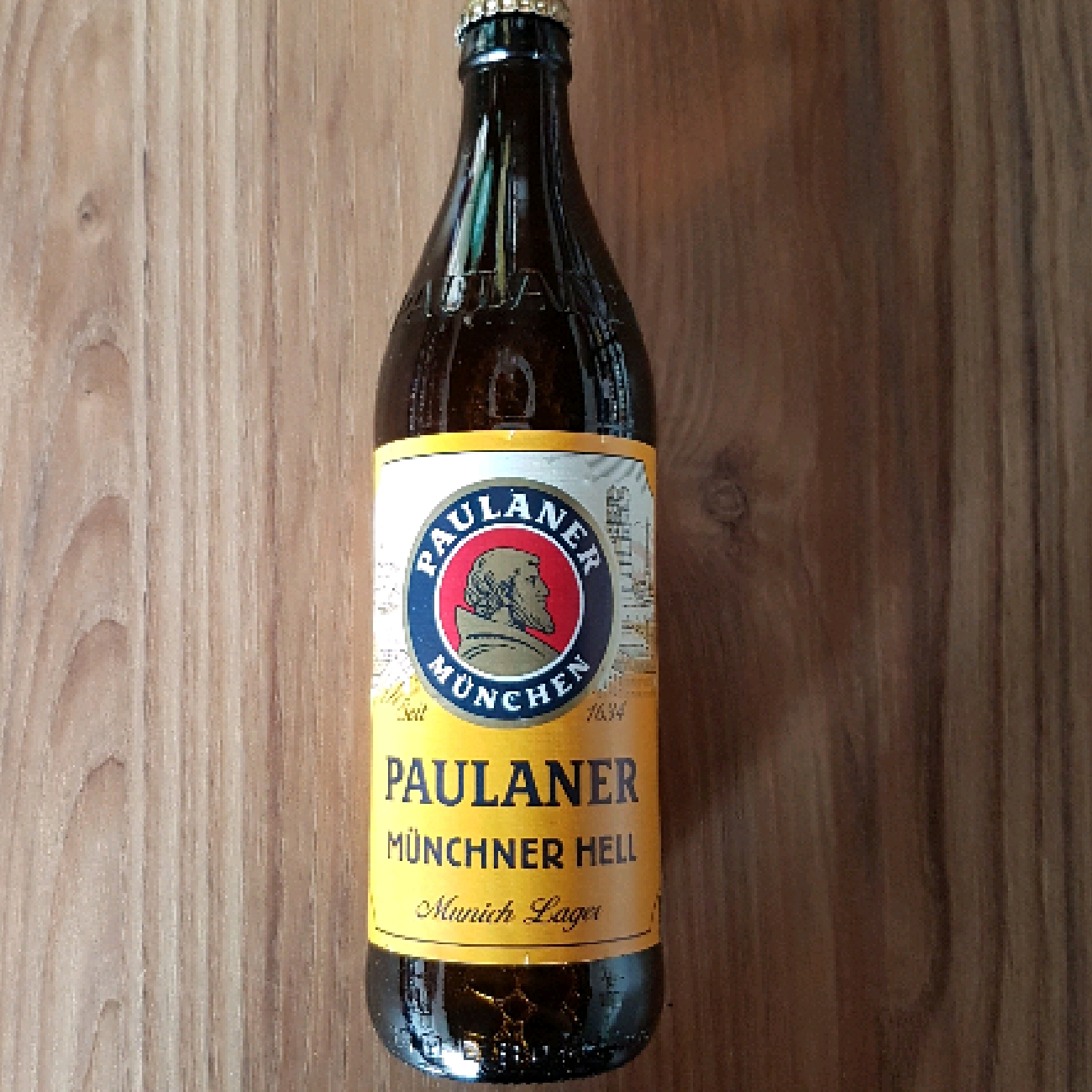 Paulaner Municher Hell 33cl