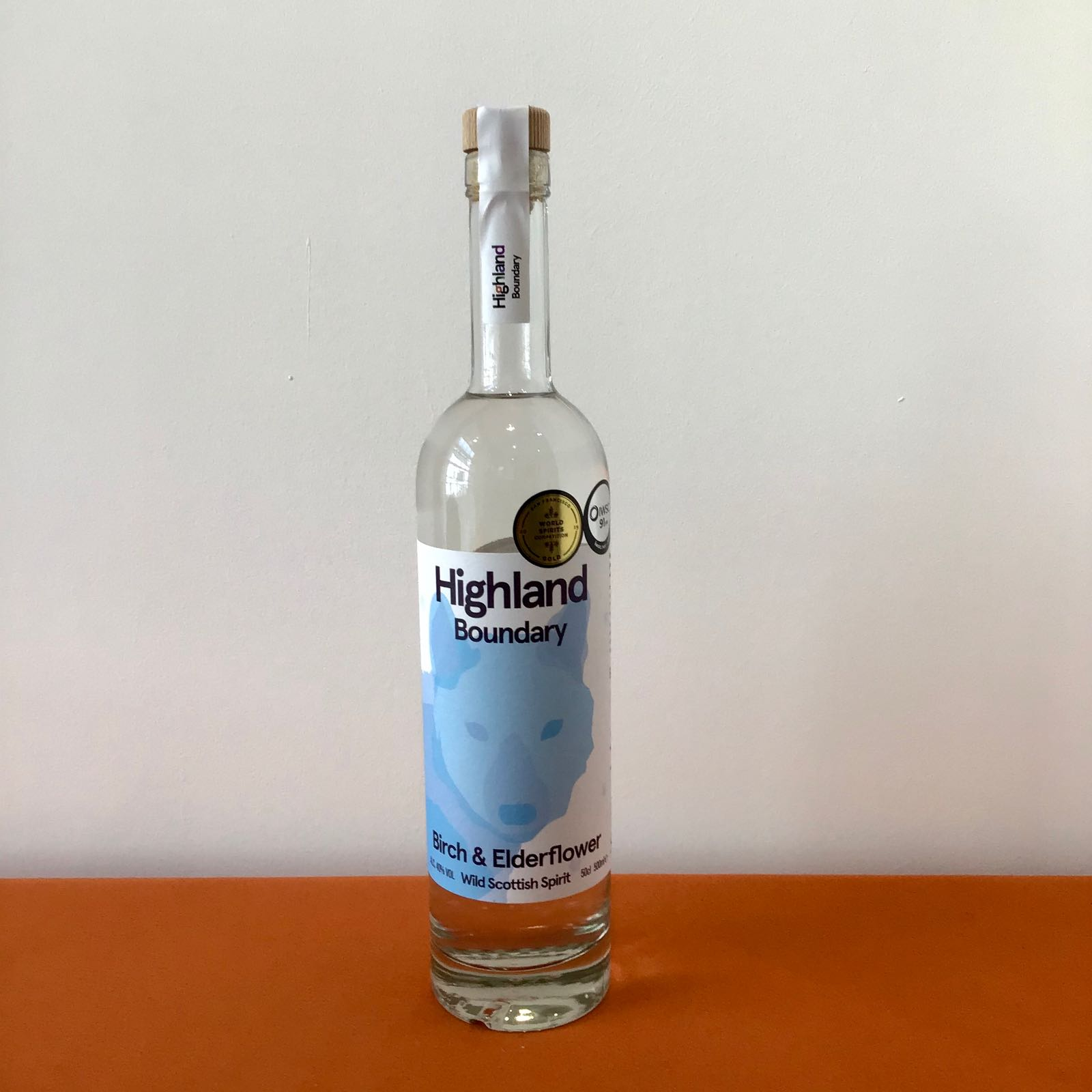 Highland Boundary: Birch & Elderflower Spirit