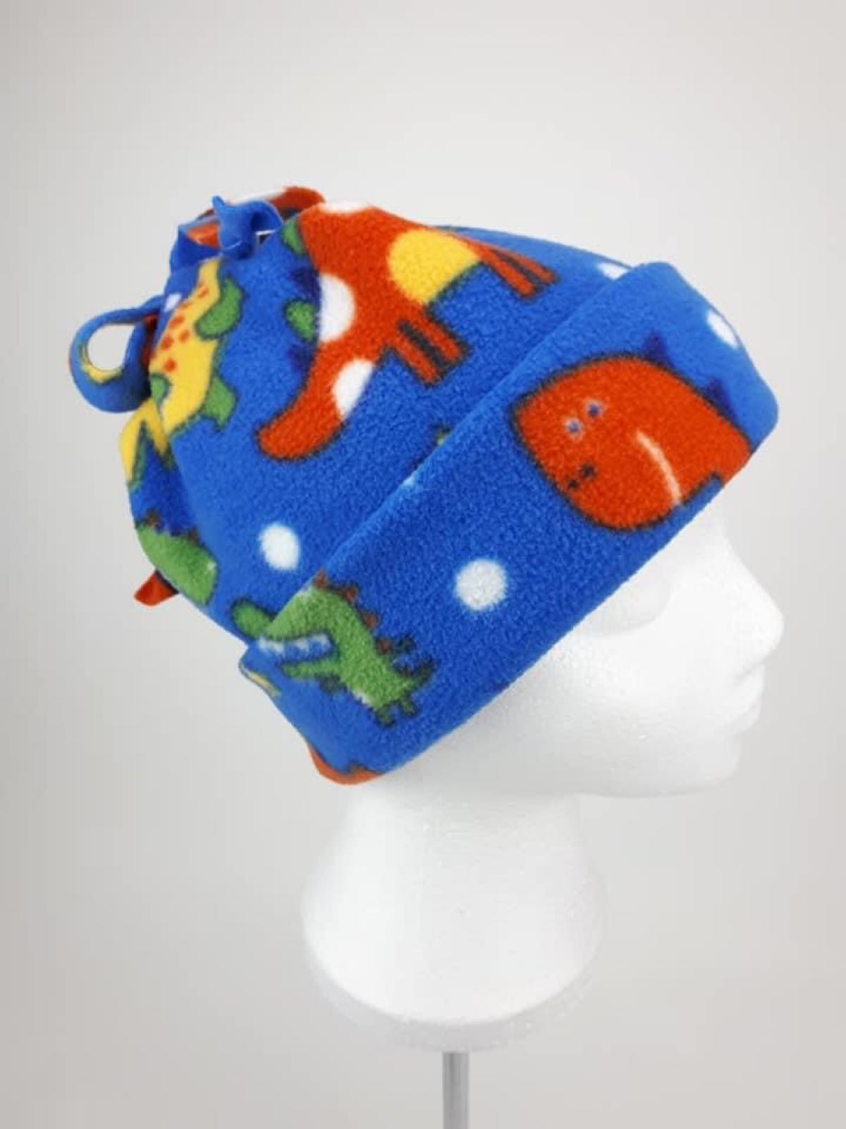 Blue Dinosaurs Hat