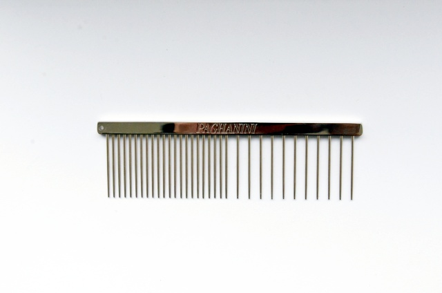 Highly polished combs 11cm