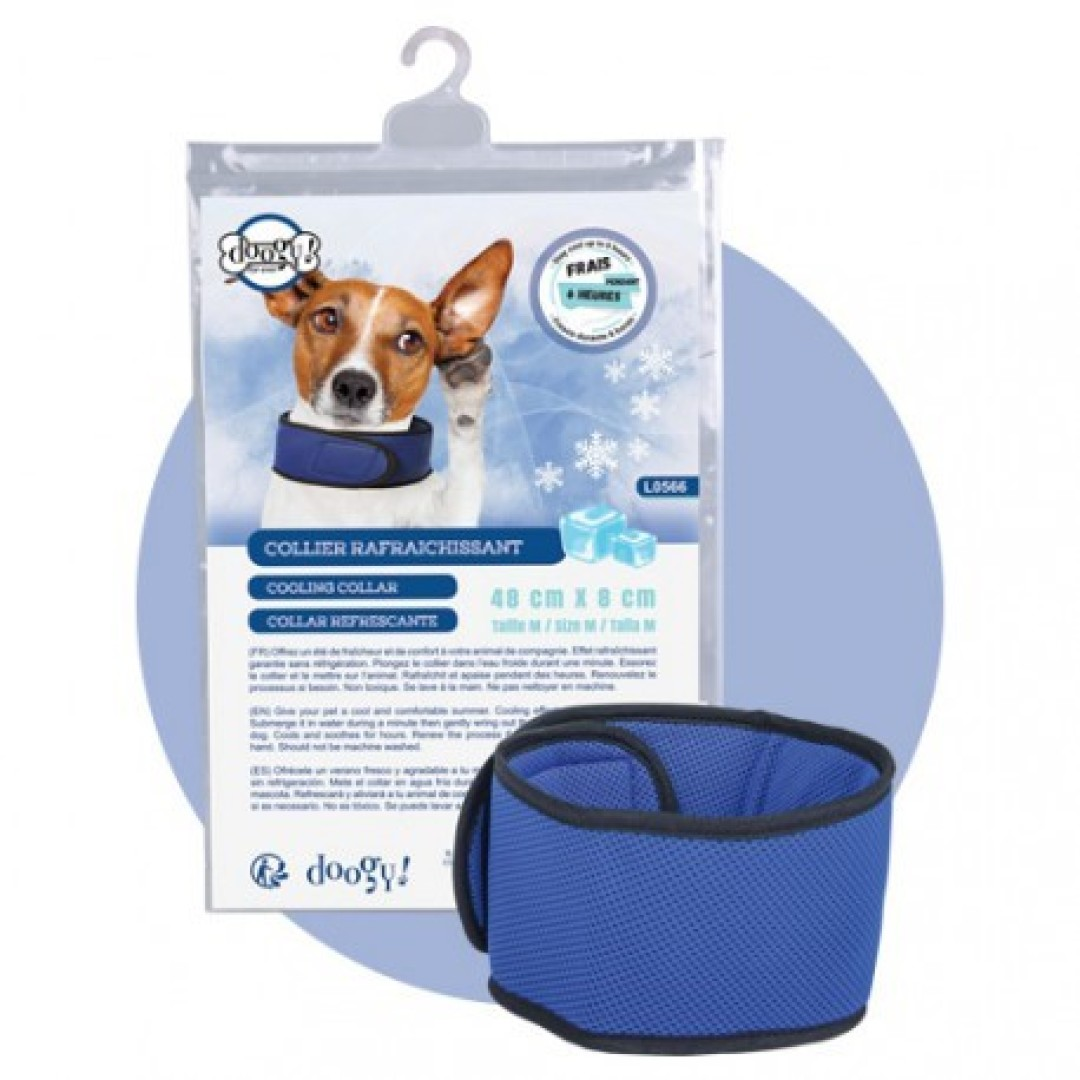 Cool cooling collar