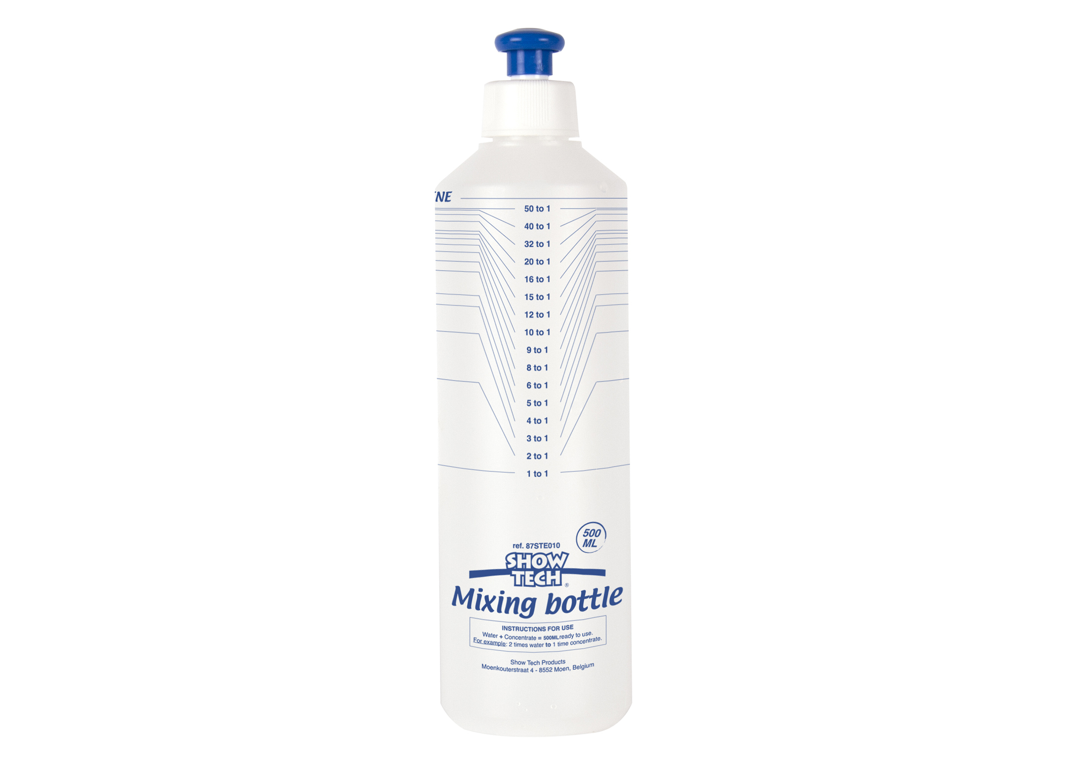 Show Tech Mixing & Dispensing Bottle