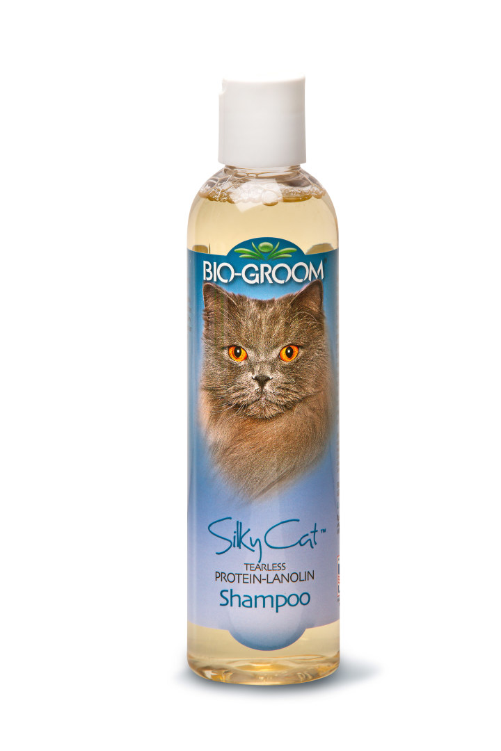 Bio Groom Silky Cat Lanolin Shampoo