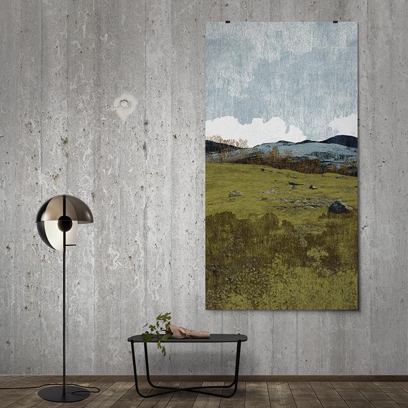 Fragile Landscape 02, 90x170cm