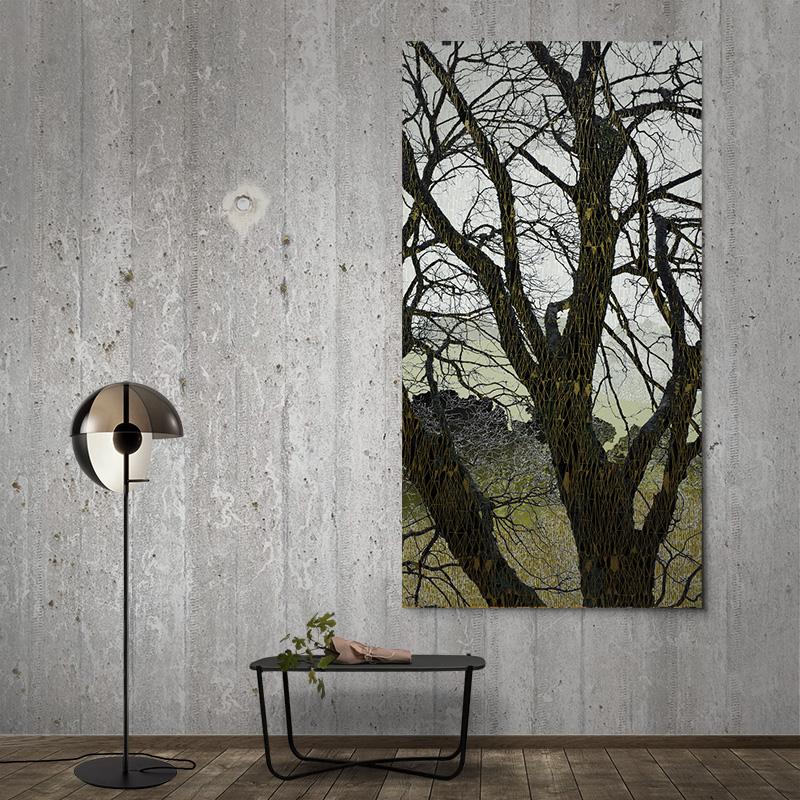 Fragile Garden 04, 90x170cm