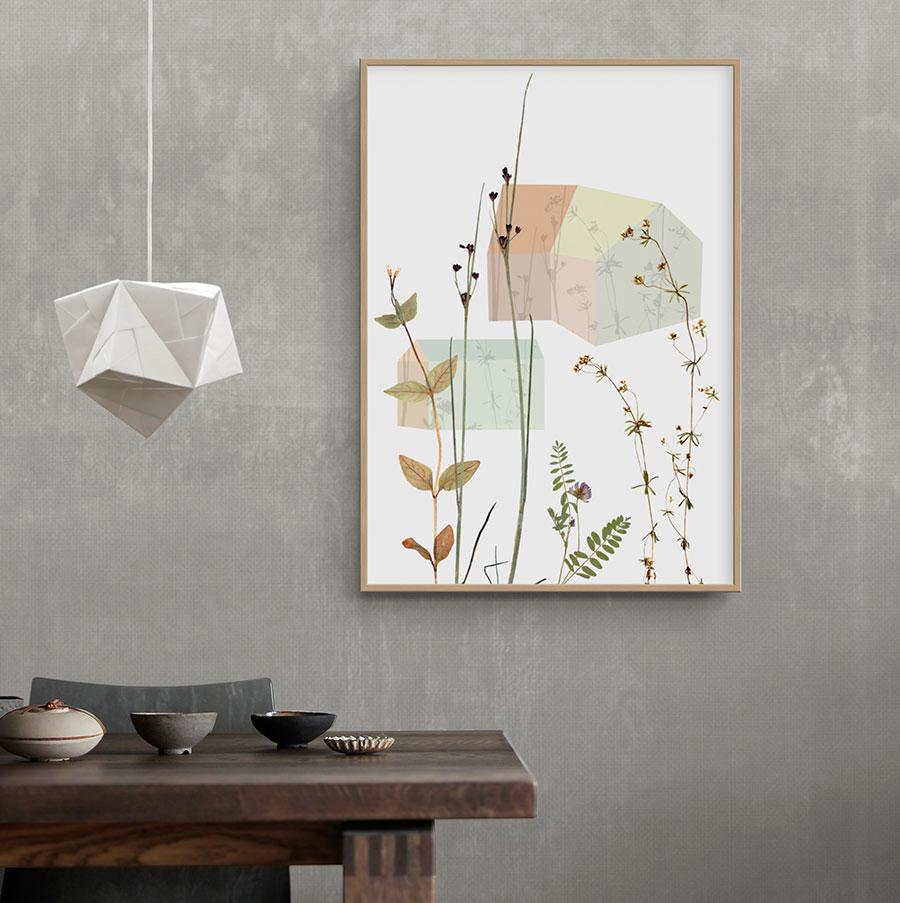 Herbarium 01, A1 59,4x84cm