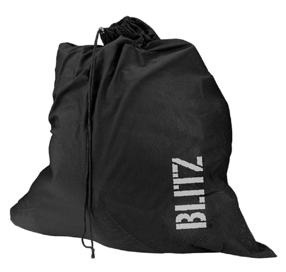 Mesh Drawstring Kit Bag