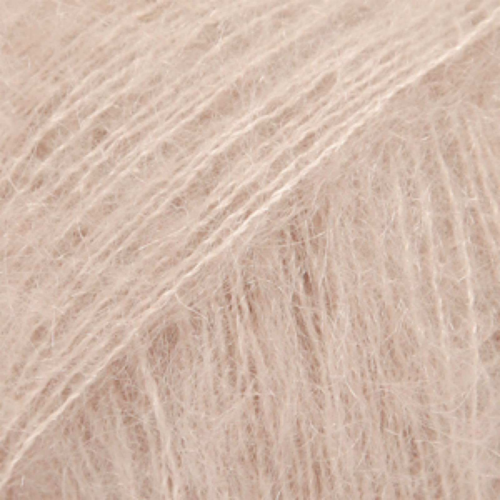 Drops Kid-Silk, uni colour 20 lys beige