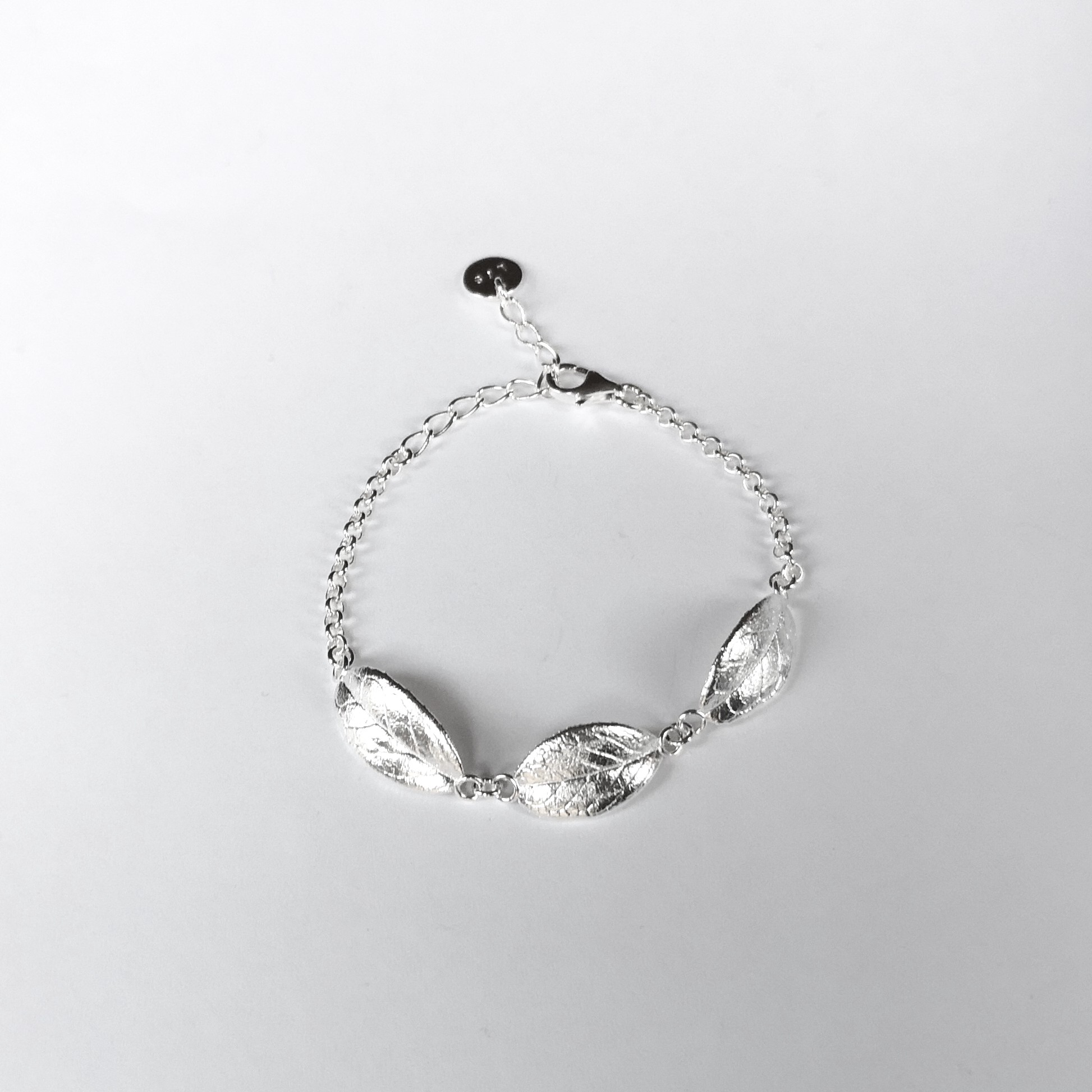 Eternal Lingon bracelet, silver