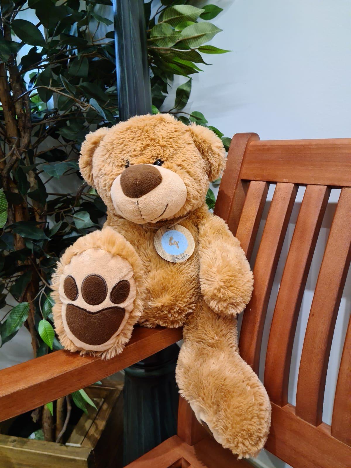TEDDY BROWNIE
