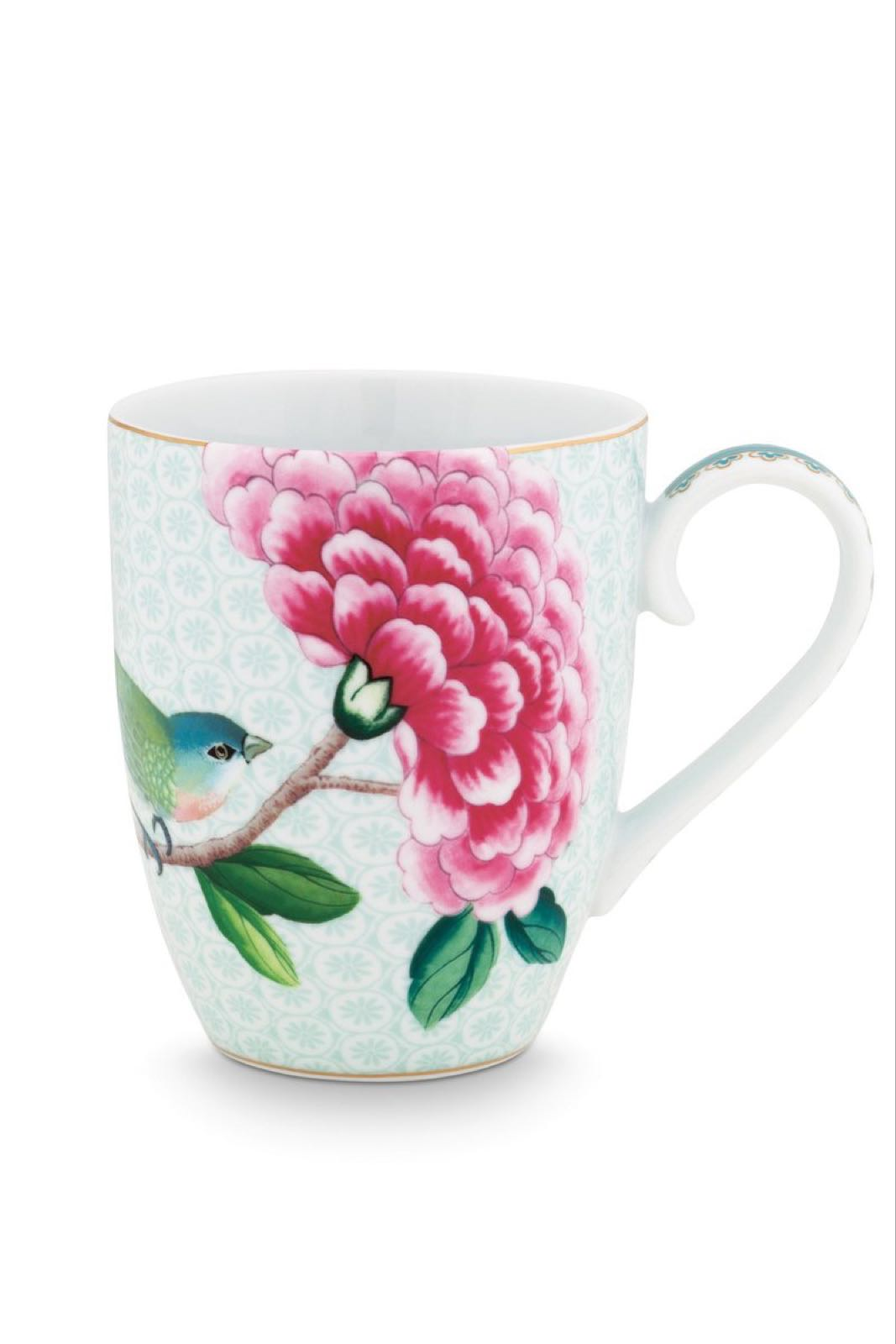 Pip studio blushing birds large mug