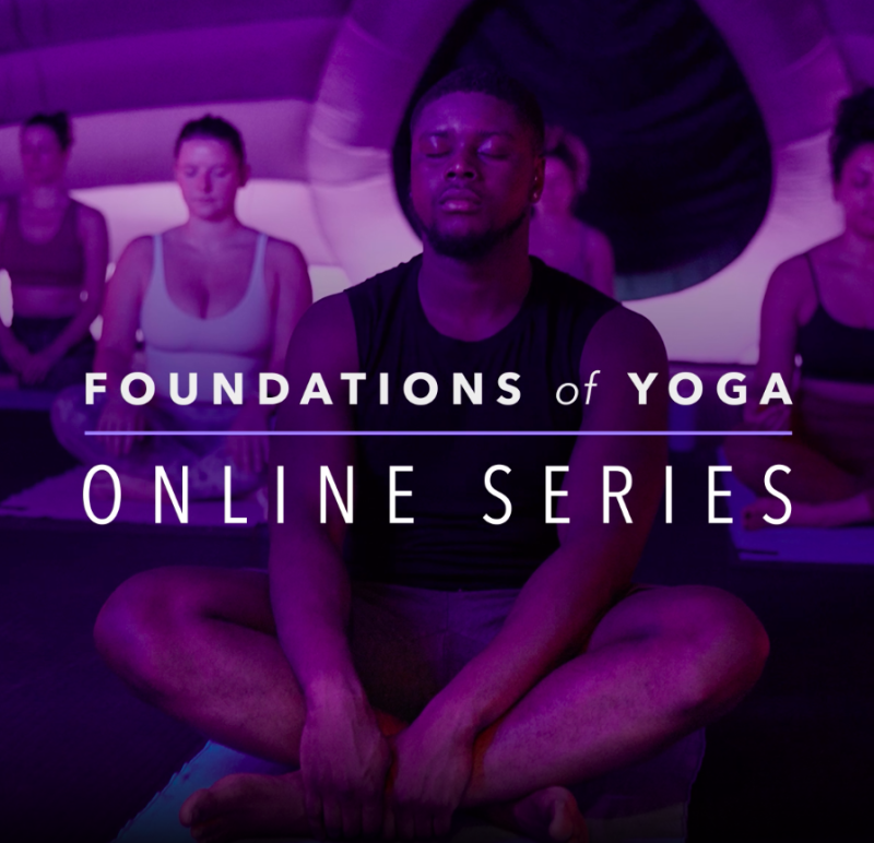 Foundations of Yoga Online Series