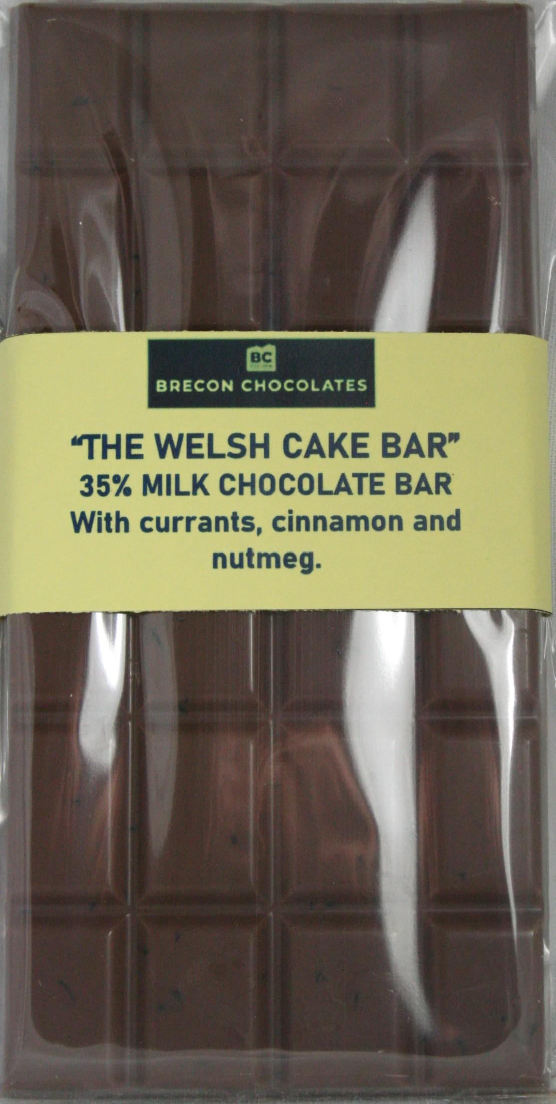 The Welsh Cake Bar. 100g