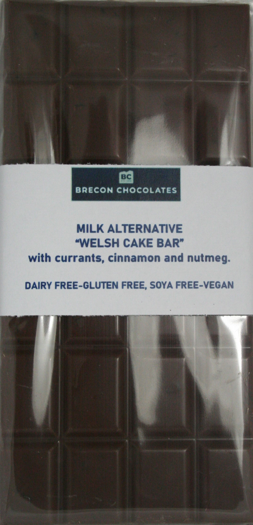Dairy Free. Gluten Free.