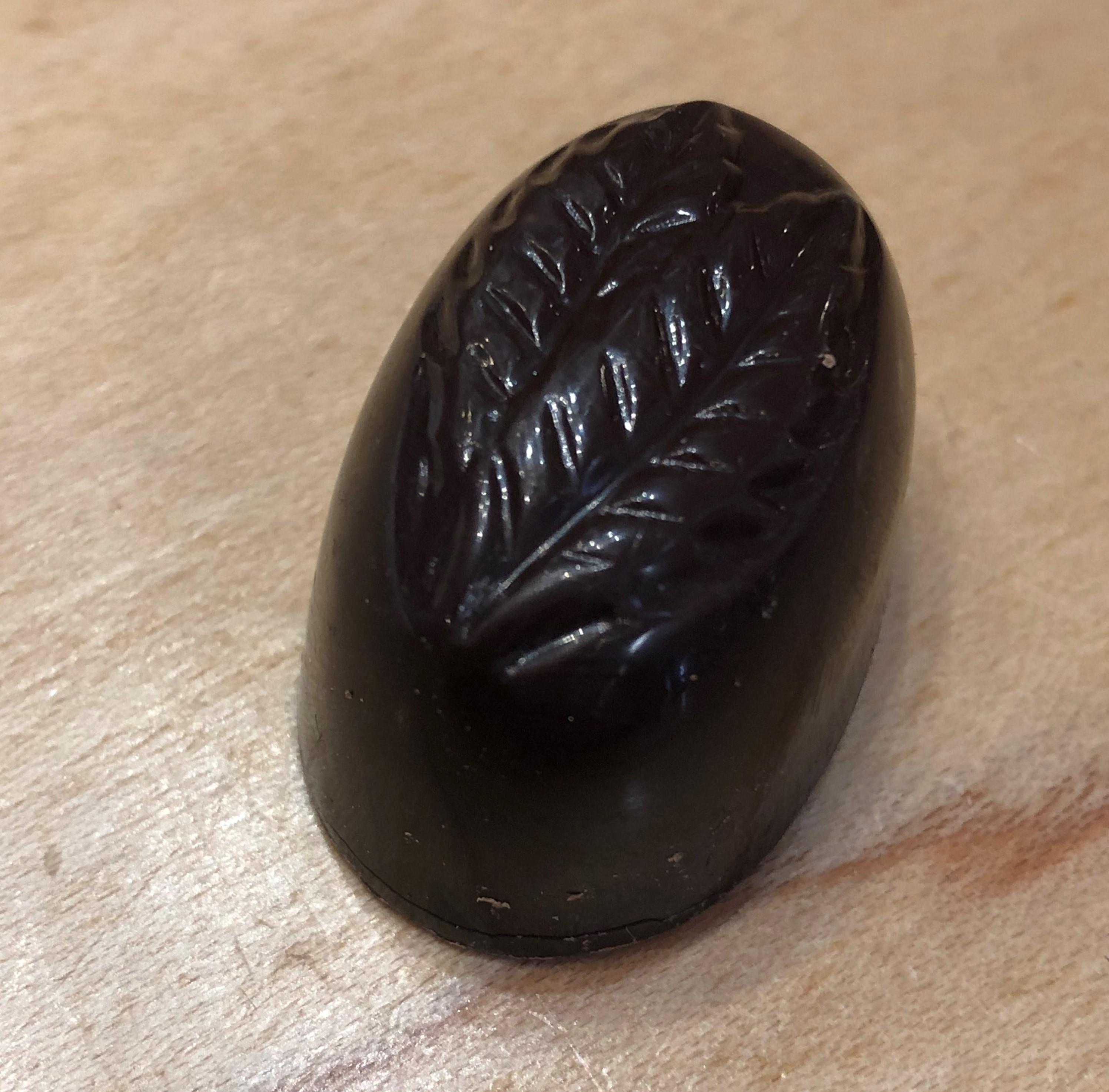 Dark Chocolate Coffee fondant
