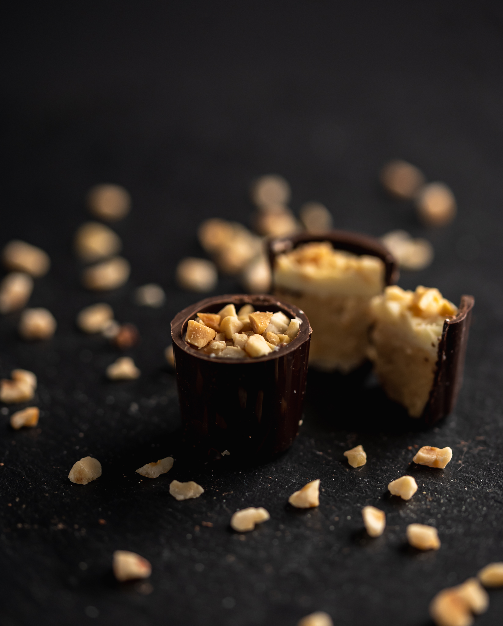 Posh Peanut Butter Cup