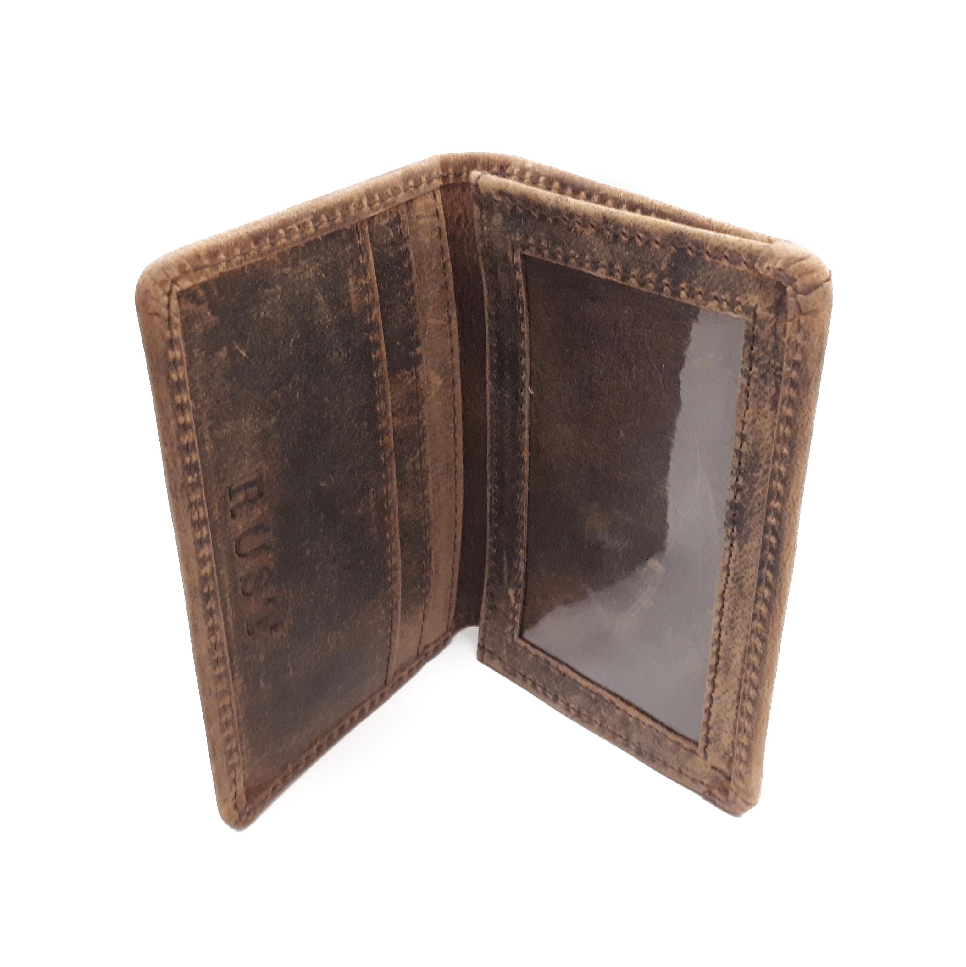 Card Holder Wallet Buff