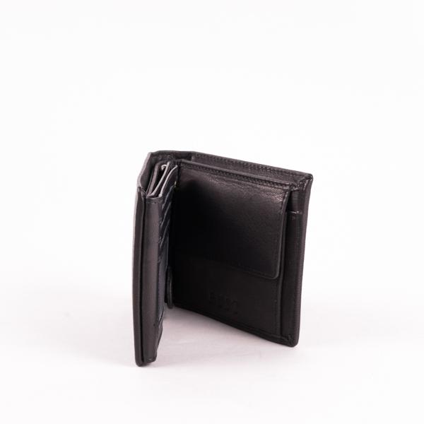 Berliner Classic Black Wallet