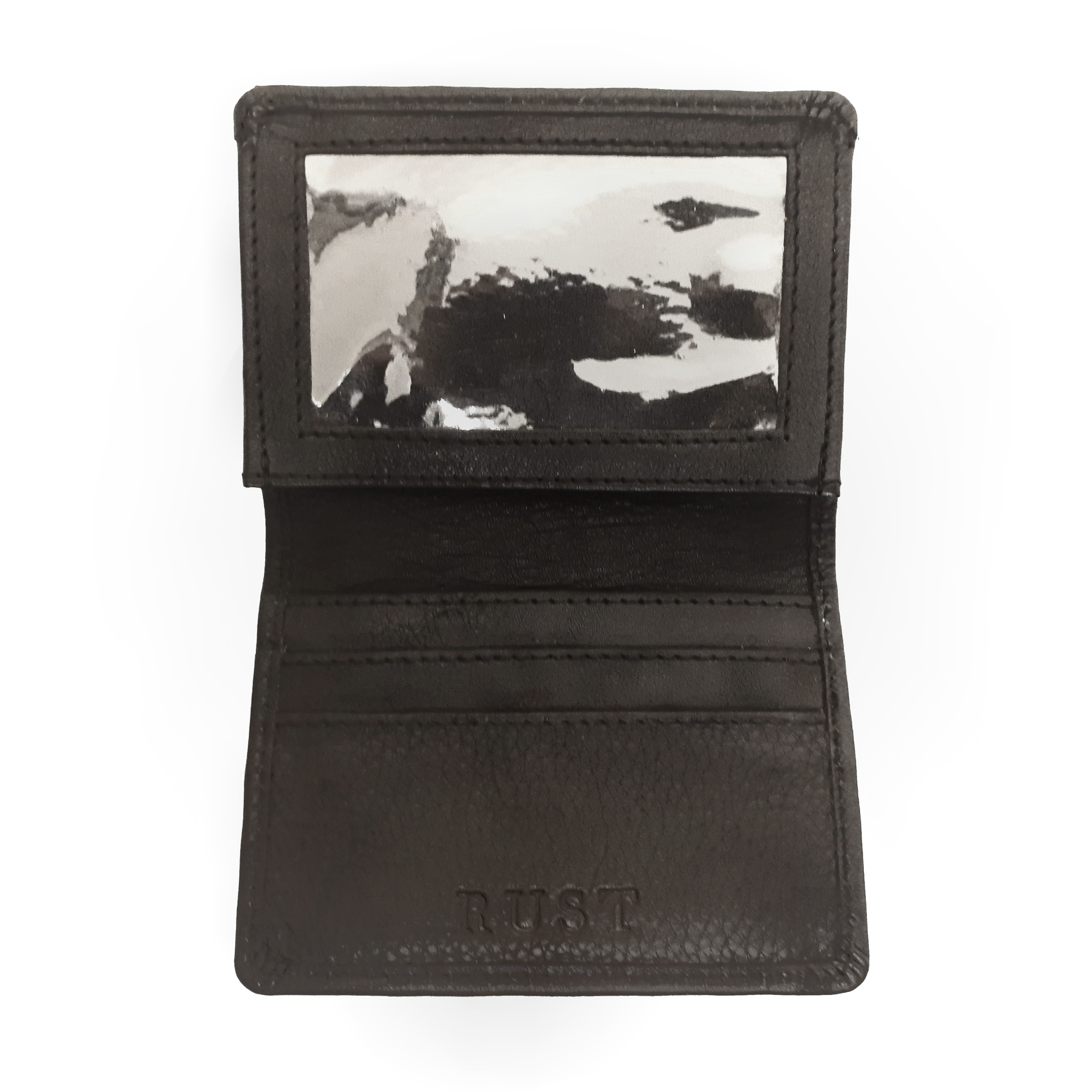 Card Holder Wallet Black