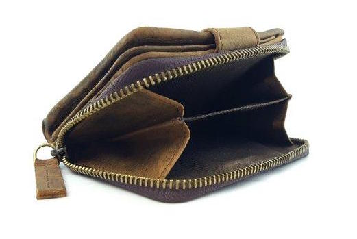 Holdall Wallet Buff