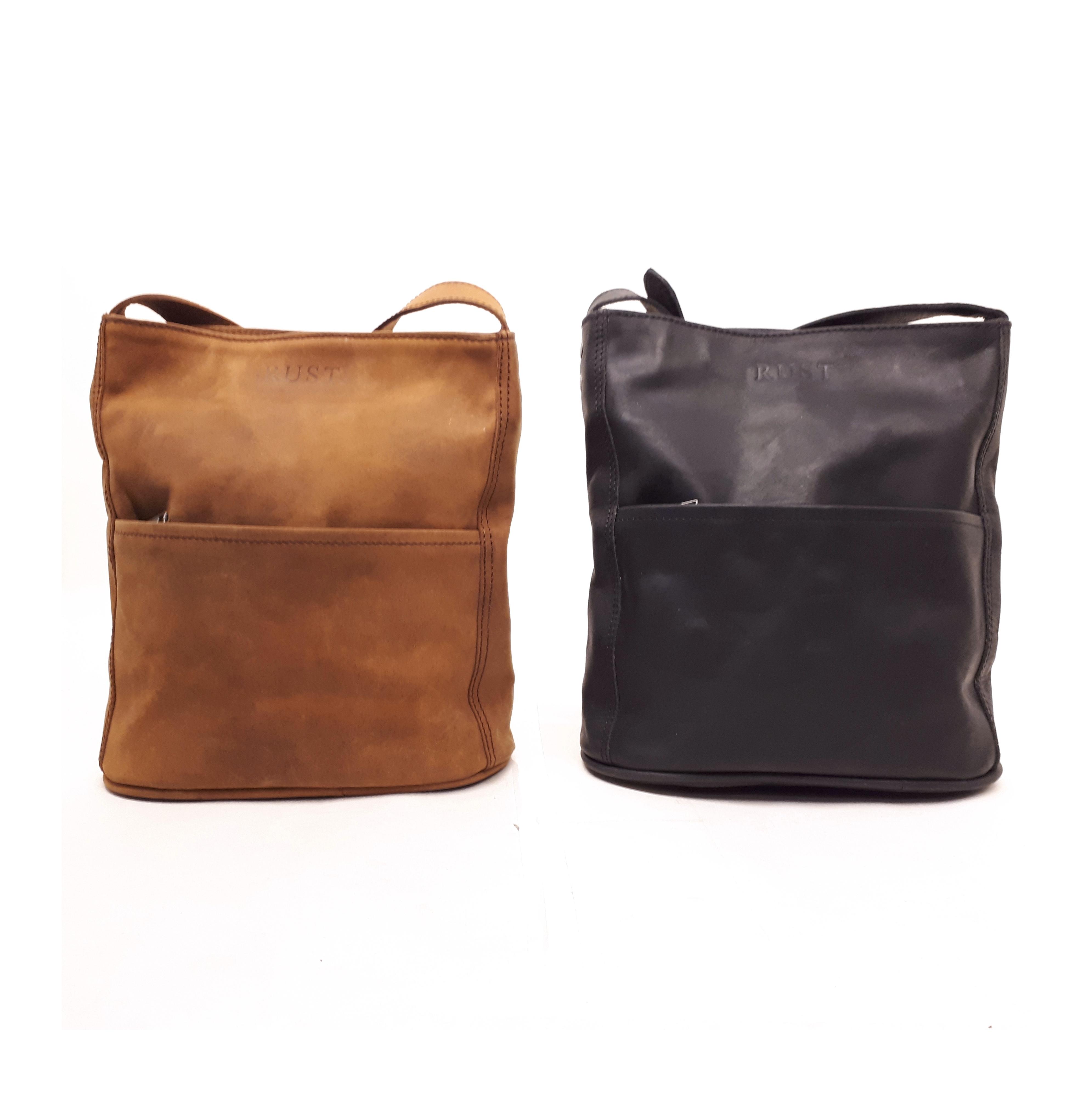 Berliner Shoulder Bag No. 9 Black