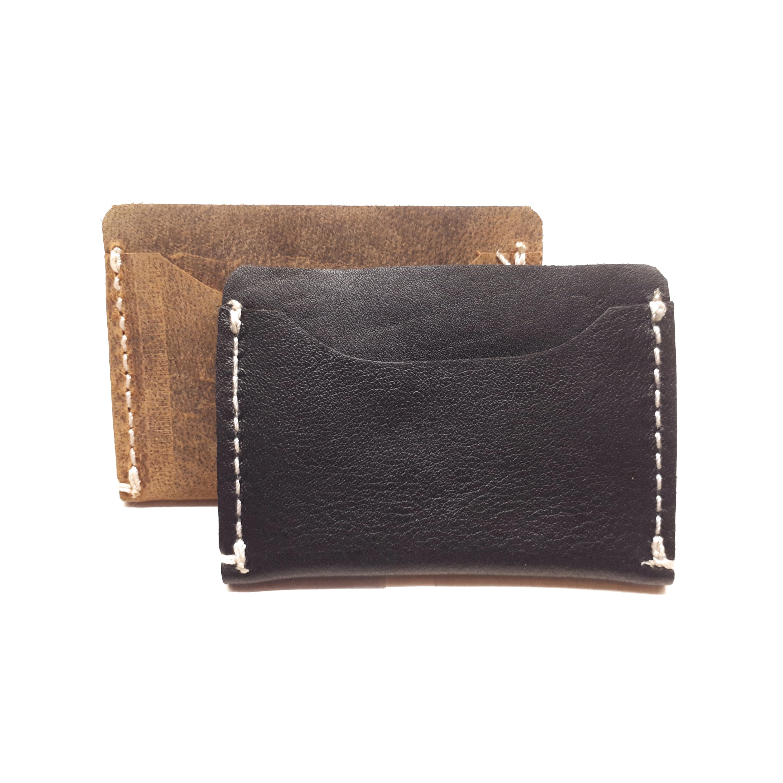 Card Case Slim Black