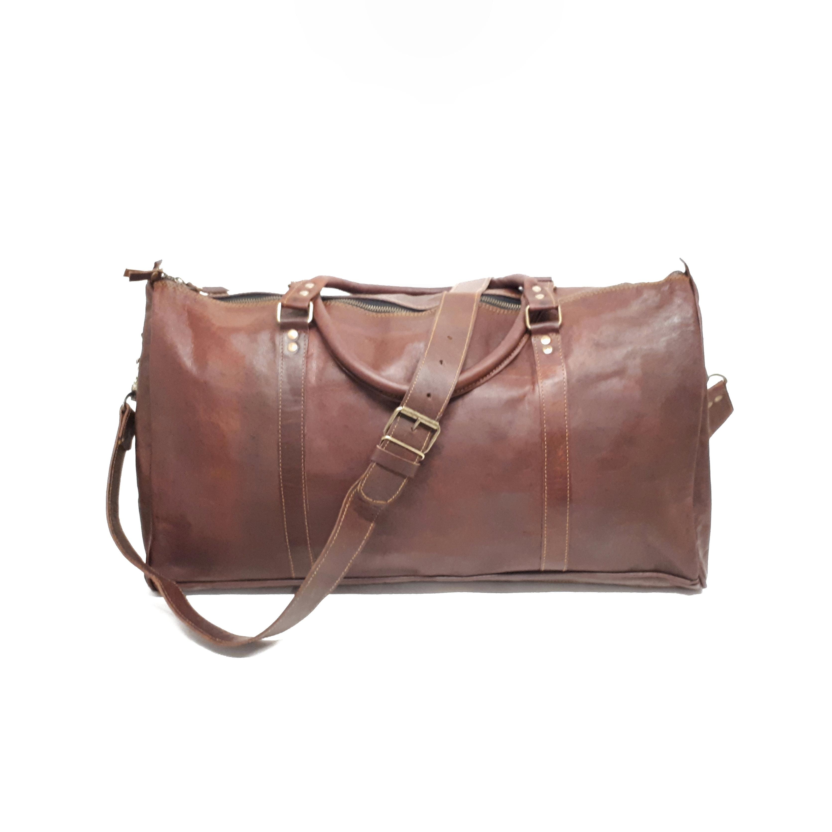 Angular Traveler Duffle Bag GT