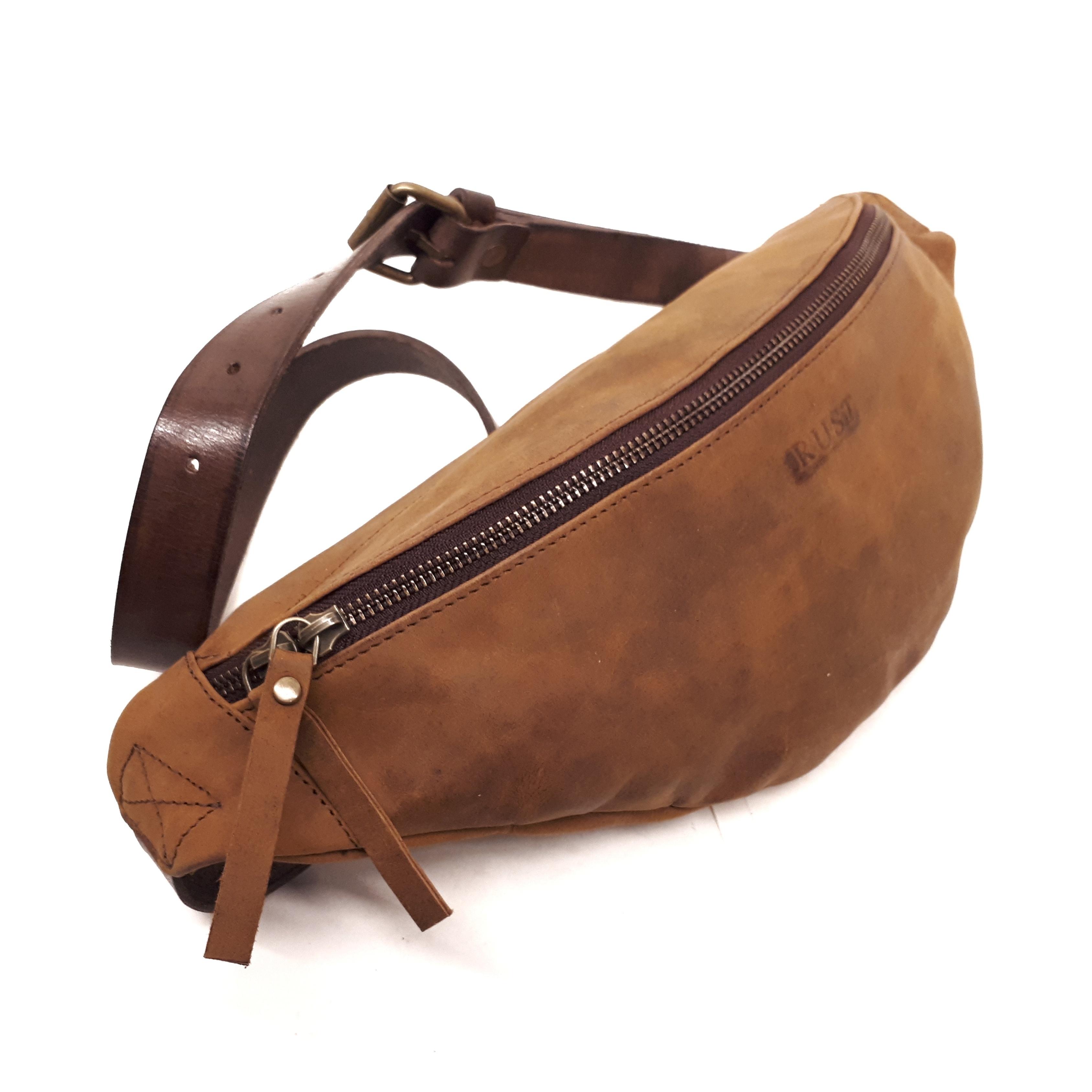 Kangaroo Large Body Bag Buff