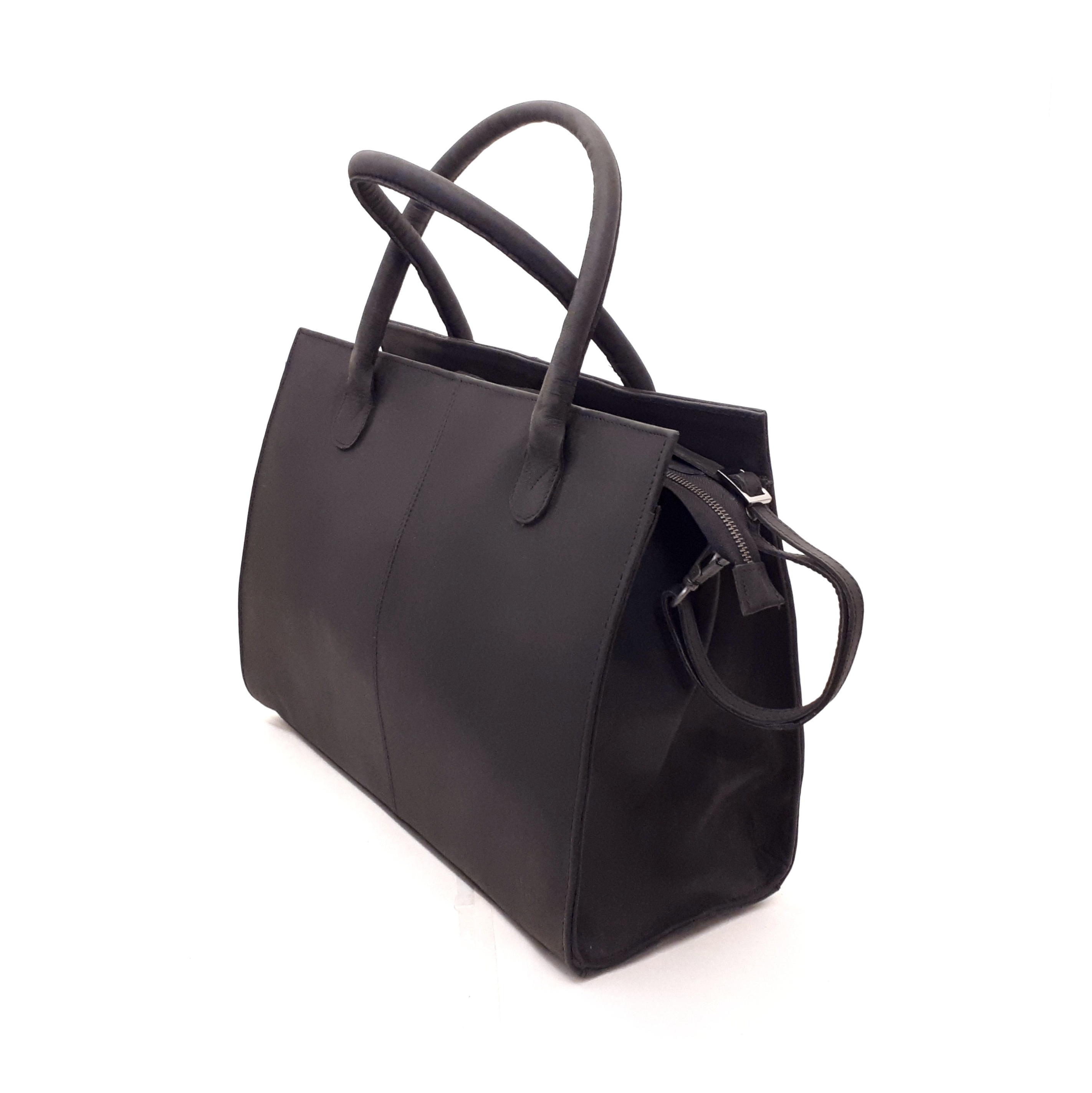 Hand Work Bag Black