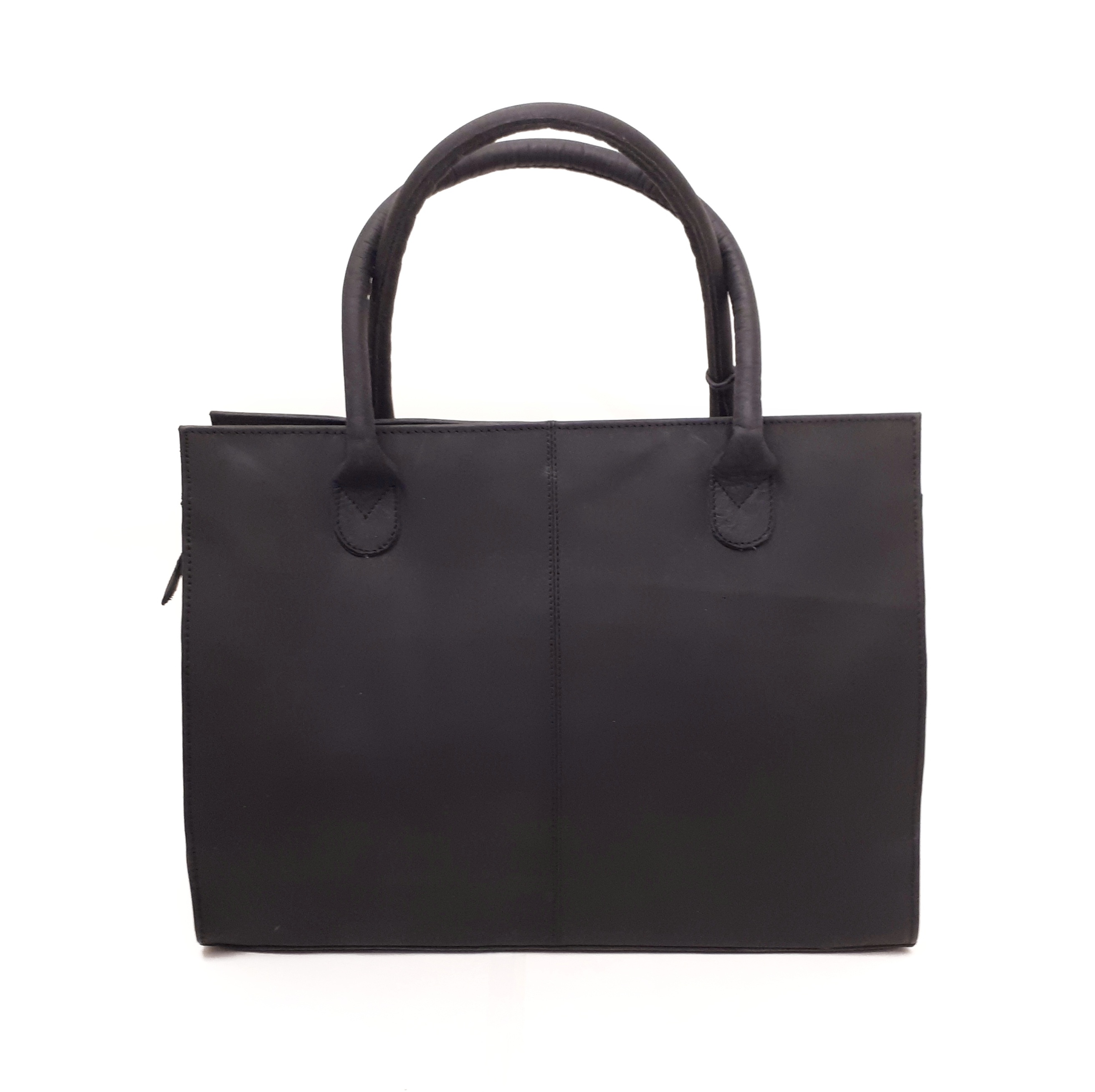 Hand Work Bag Black