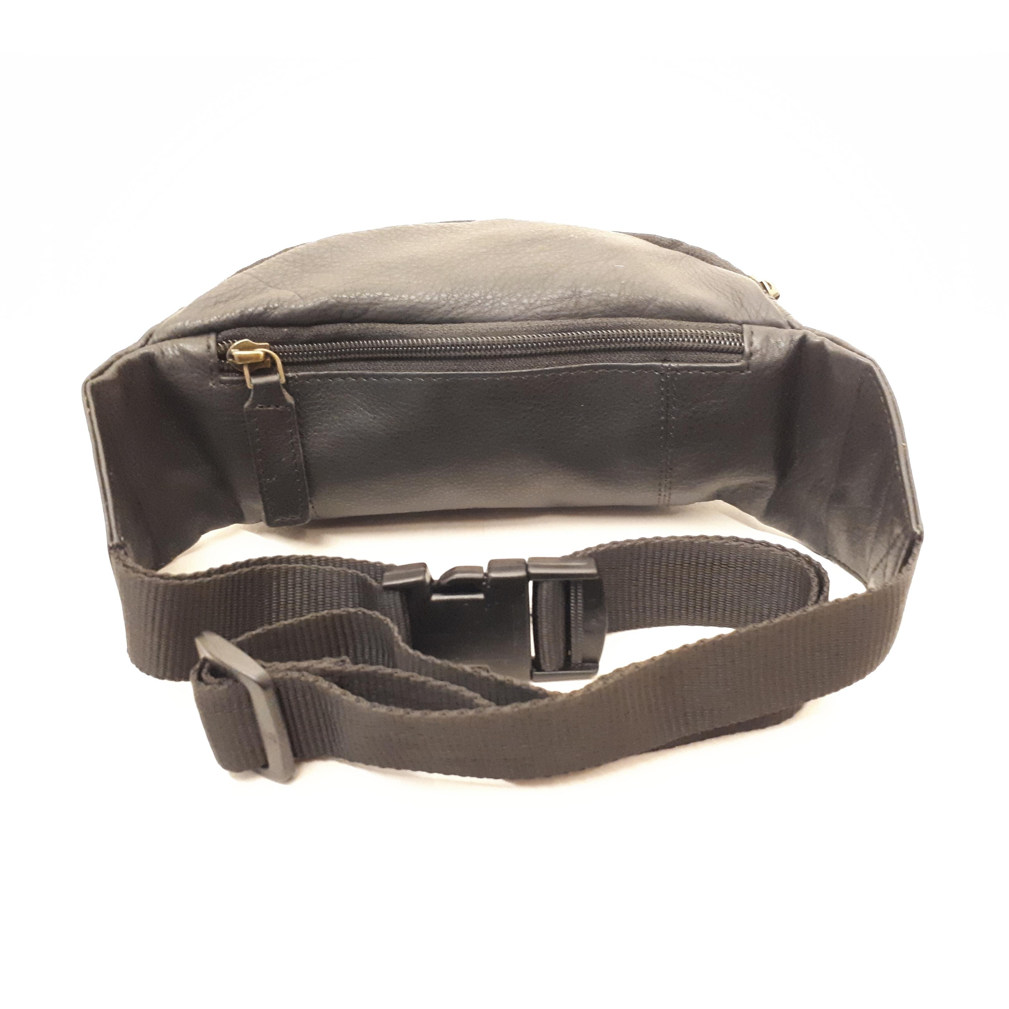 Kangaroo Bag Black