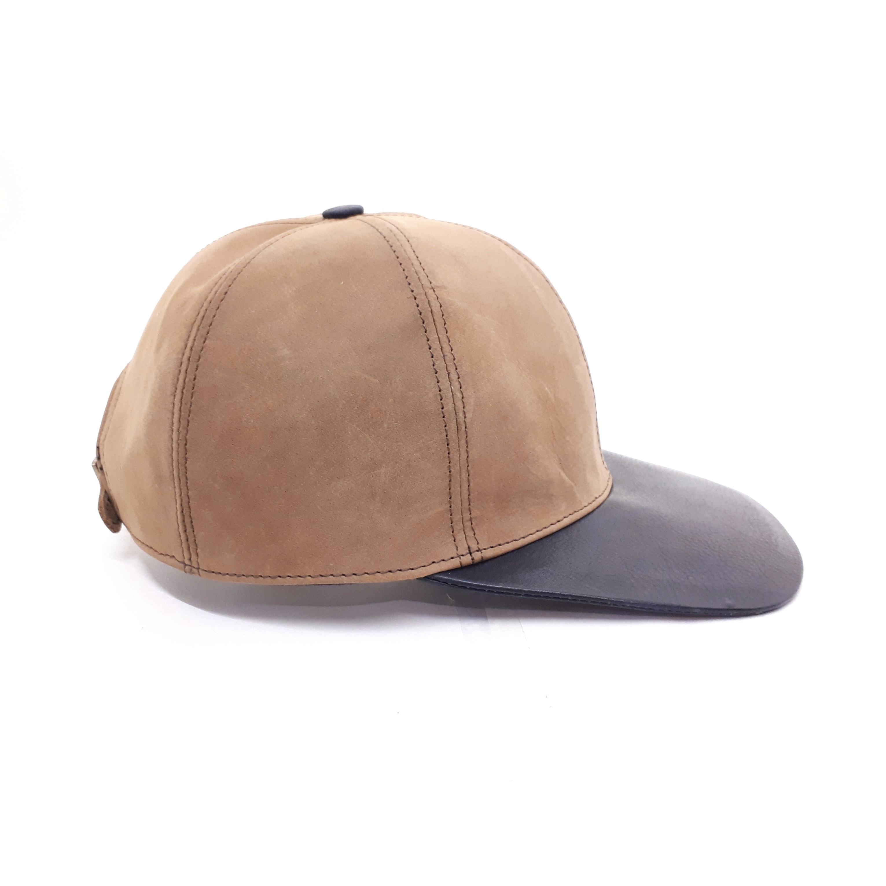 Baseball Hat Buff Black