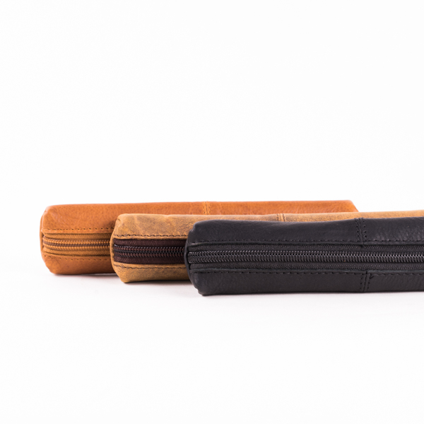 Slimline Pencil Case Black