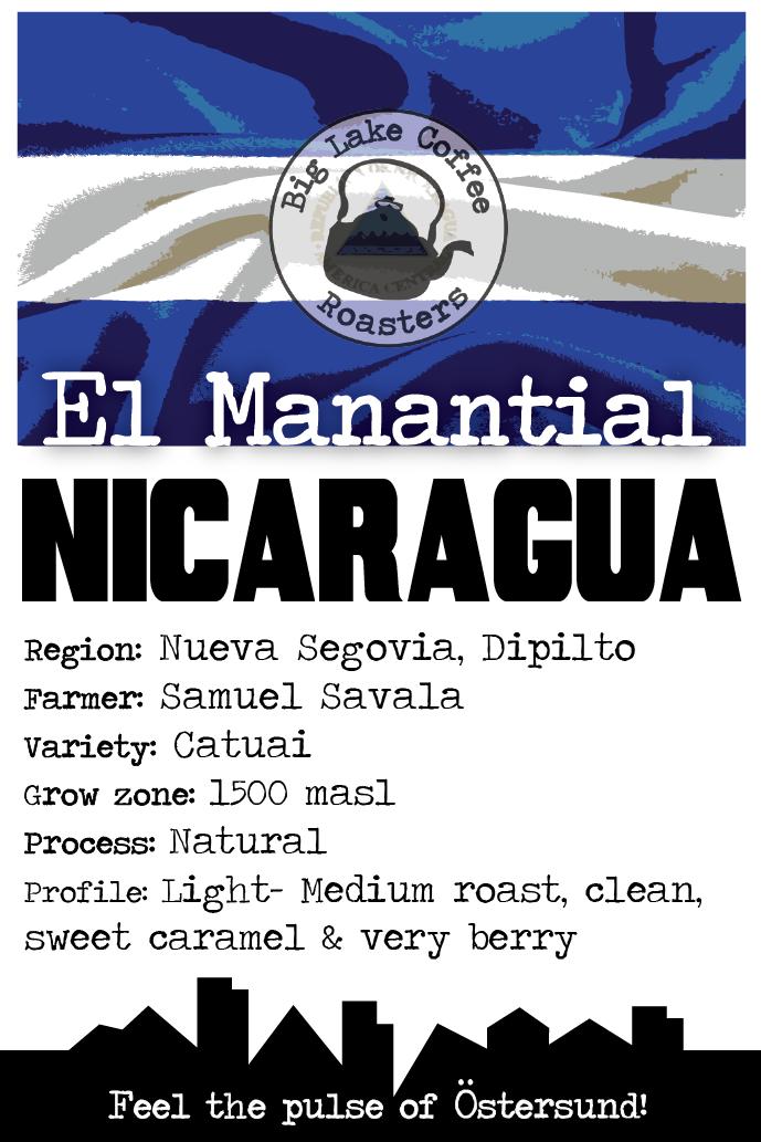 El Manantial, Nicaragua (natural)
