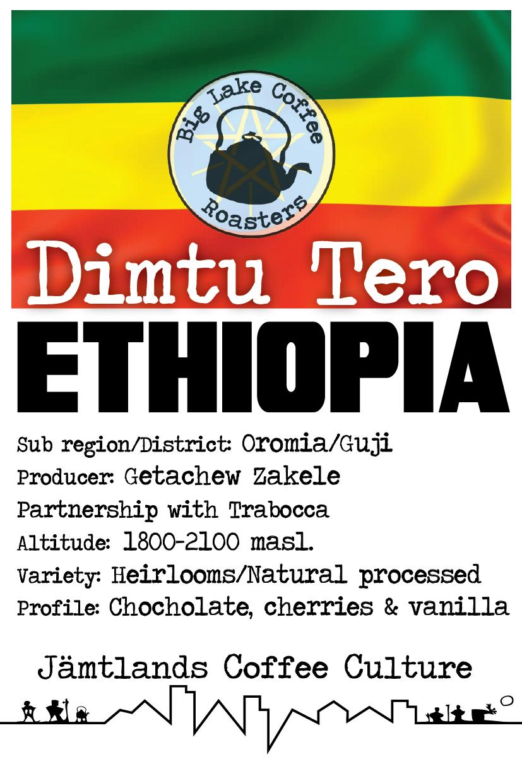 Dimtu Tero, Ethiopia (Natural)