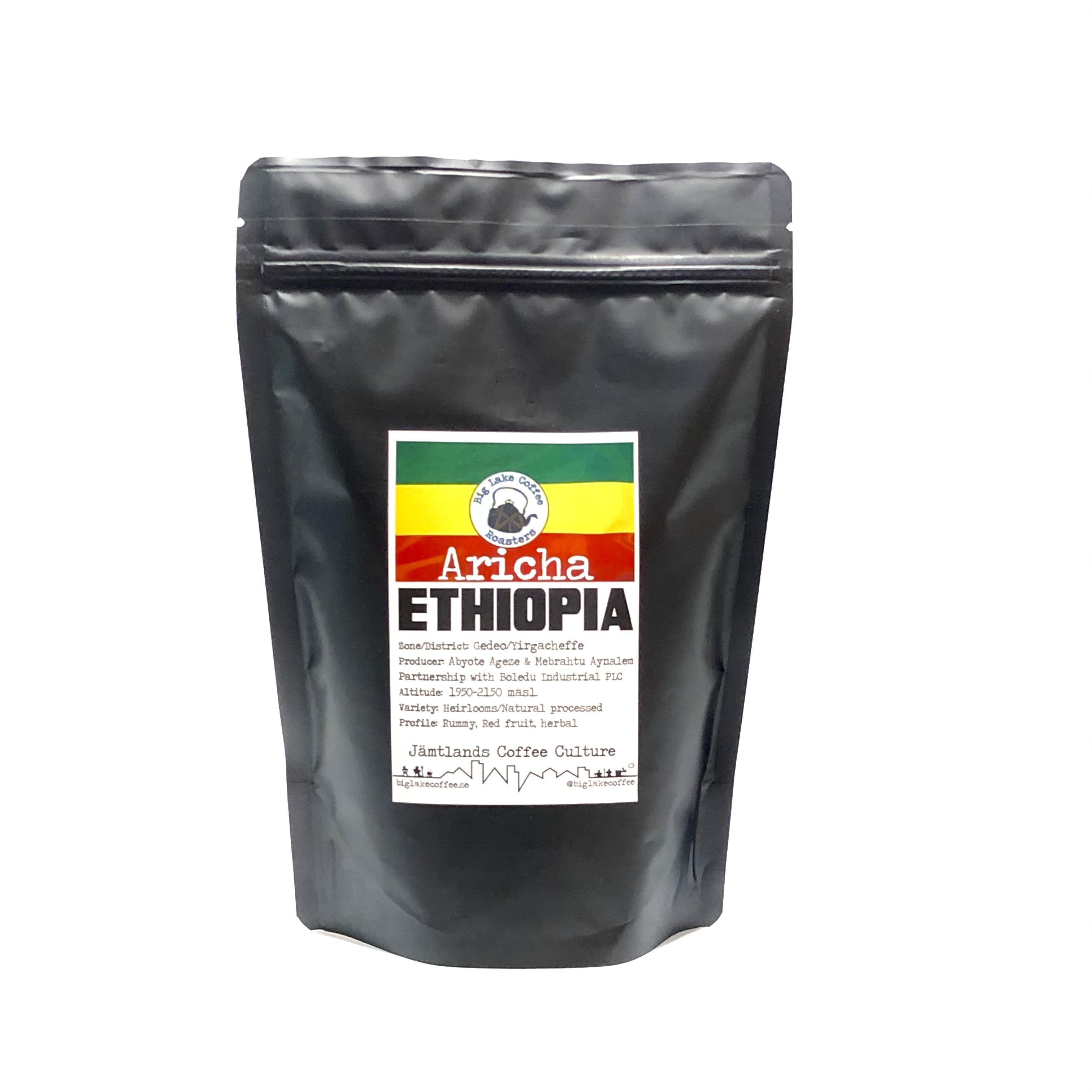 Aricha, Ethiopia (Natural) UTGÅR