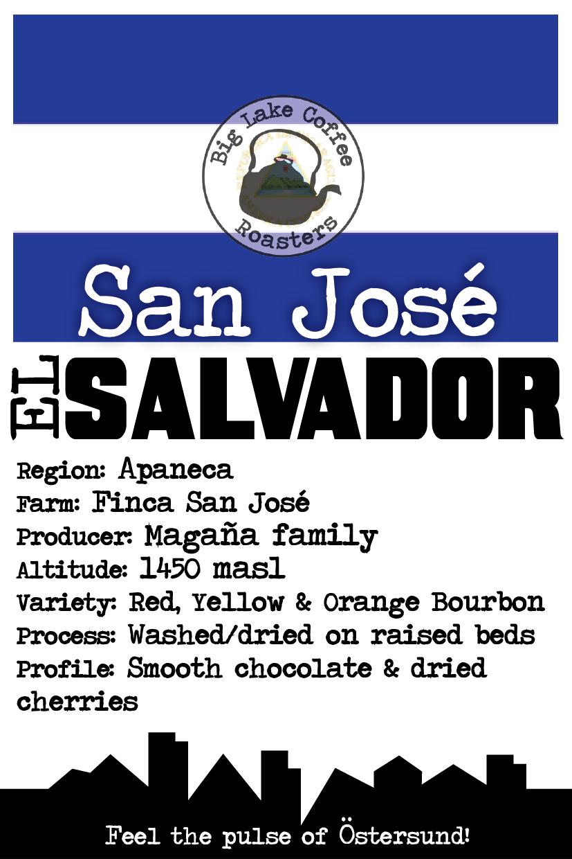 San José, El Salvador