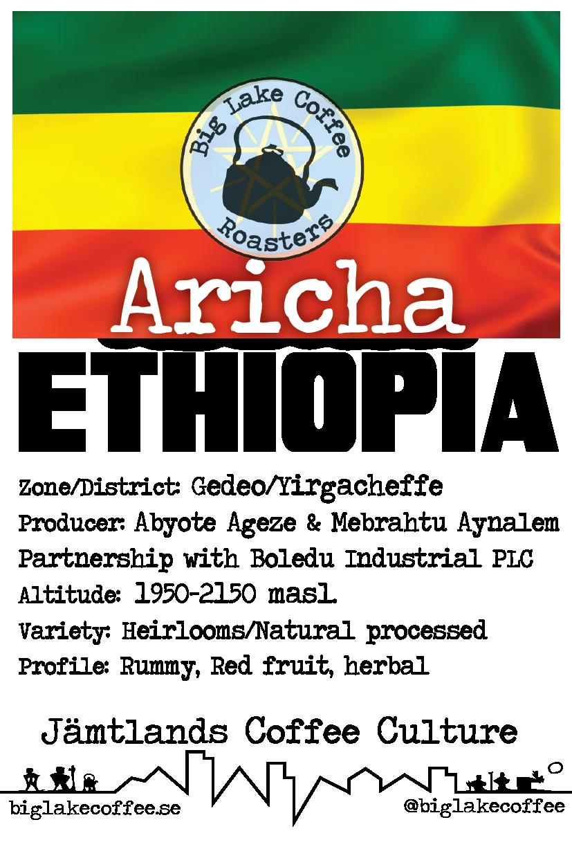 Aricha, Ethiopia (Natural)