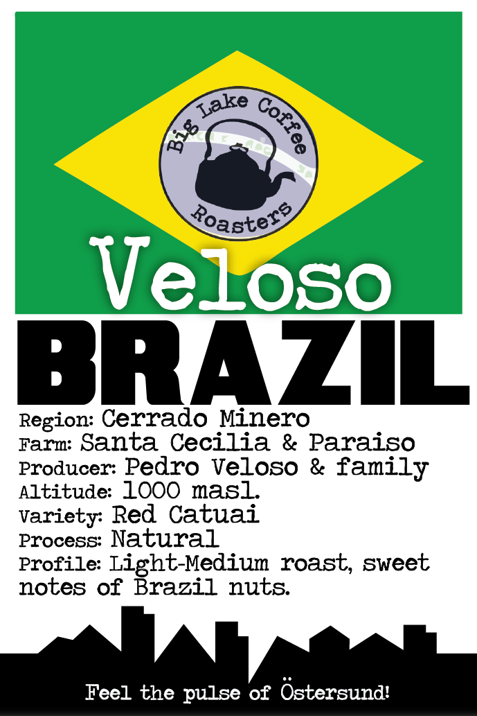 Veloso, Brazil (natural)