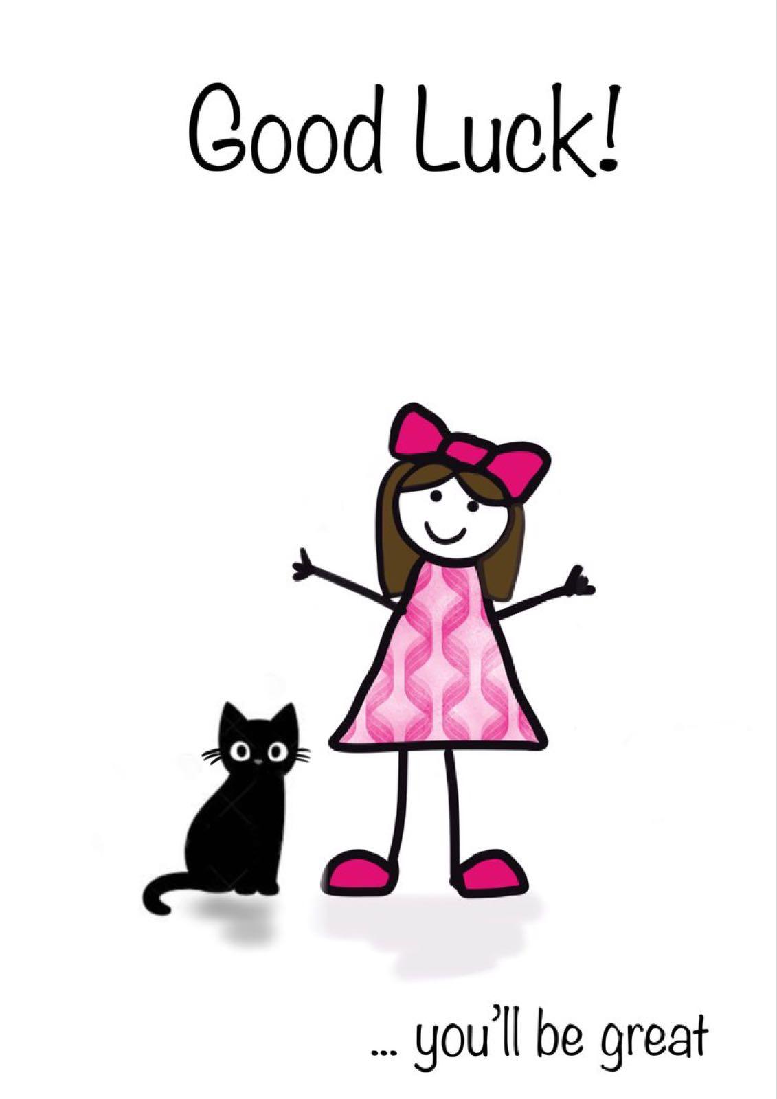 Good Luck Girl (FDE61)