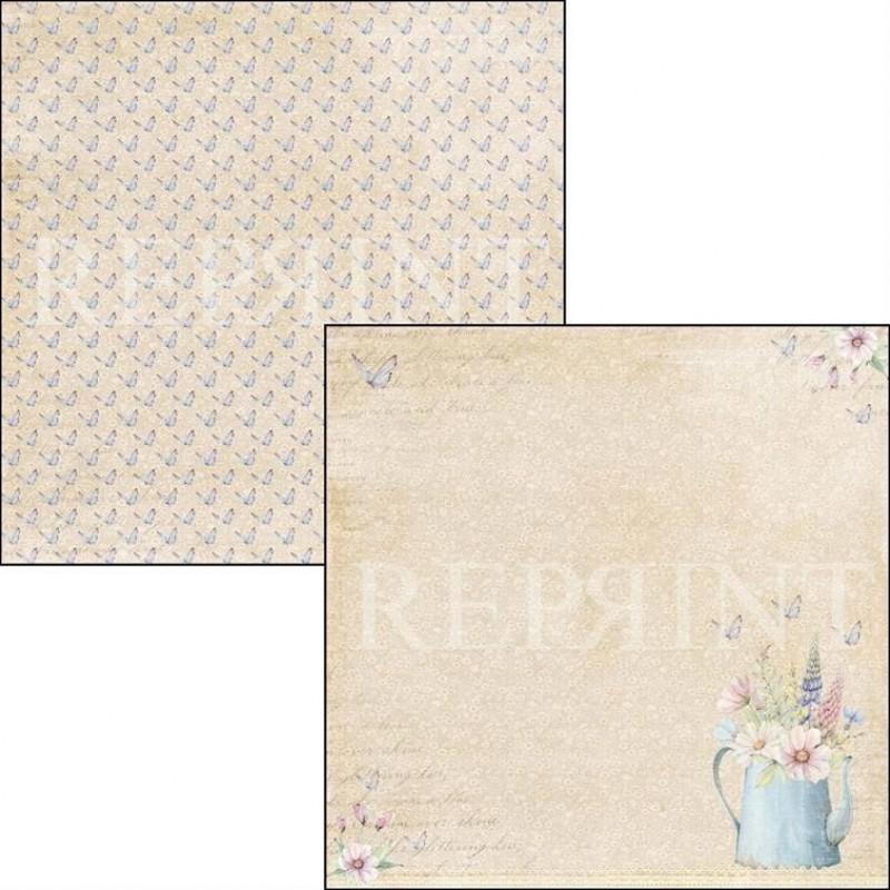 Reprint 12x12, Summervibes collection, bouquet. rp0357