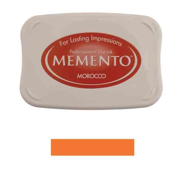 Memento ink pad- morocco