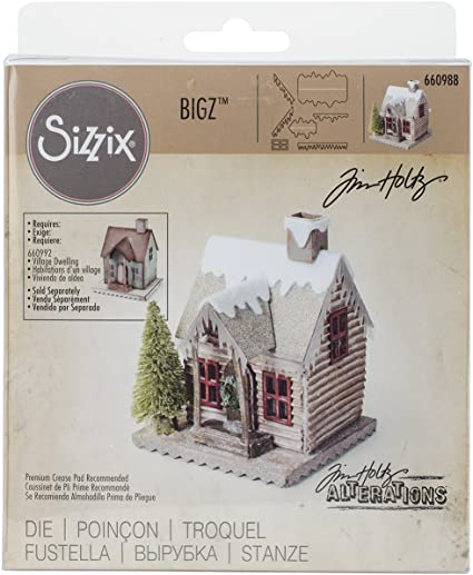 Sizzix Alterations Bigz 660988