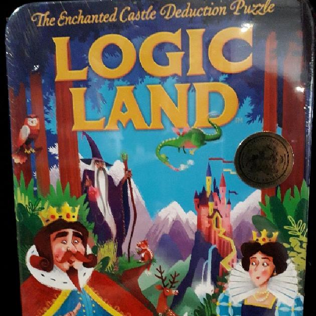 Logic Land Puzzle