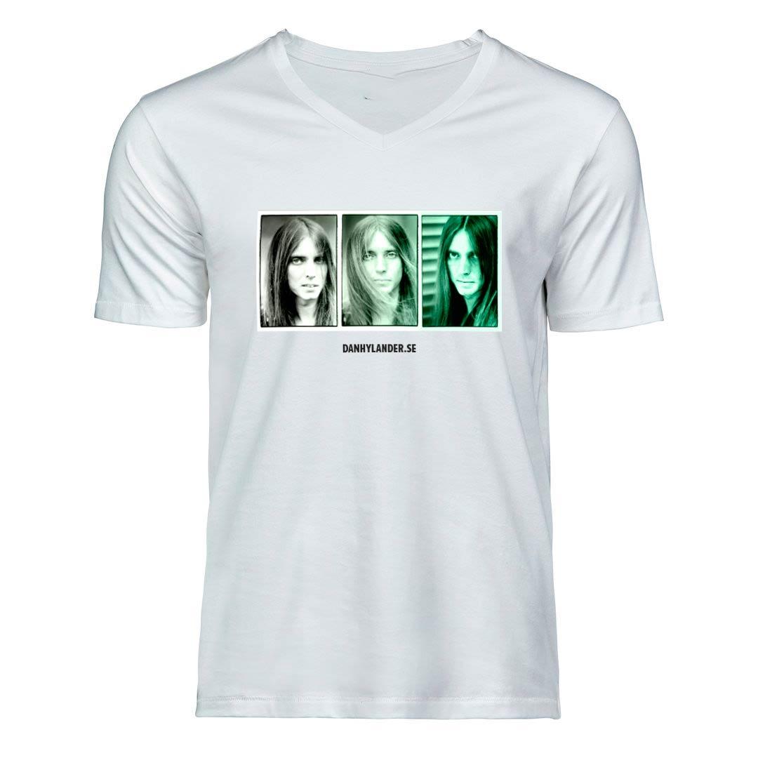T-shirt - Aldrig för sent
