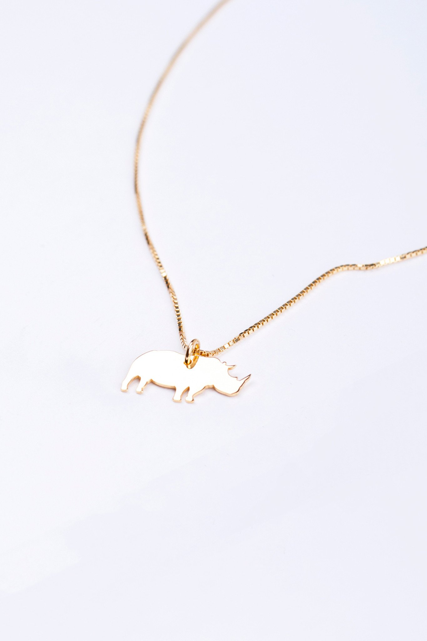 Jukserei - Rhino Necklace