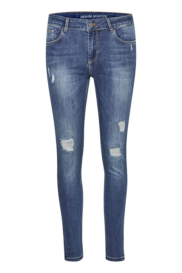 Denim Hunter - Celina zip torn