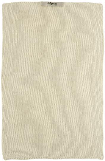 altum-håndklæde  strikket